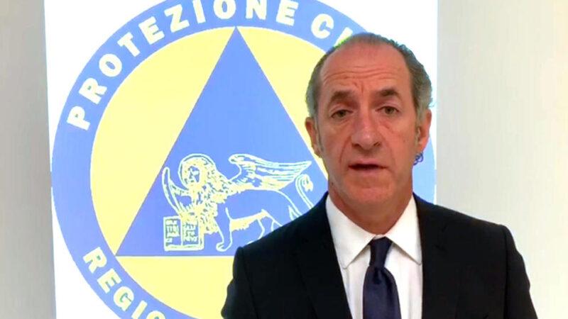 Veneto: mascherine non più obbligatorie dal primo giugno
