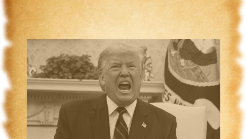 Iran: mandato d'arresto per Donald Trump