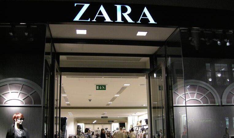Zara: addio a 1200 negozi