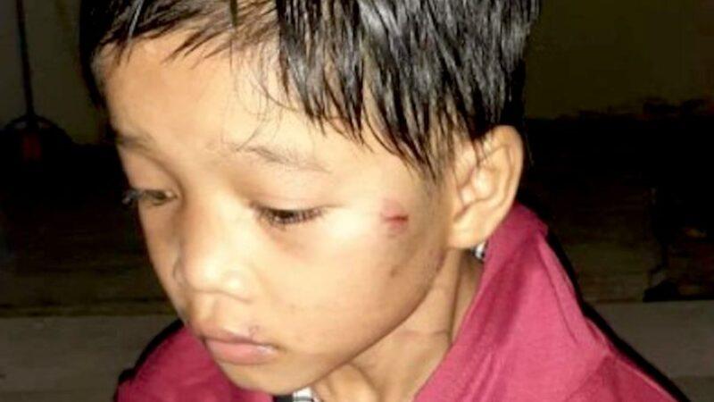 E' troppo cattiva:  8 anni ferita e abbandonata ad un autogrill