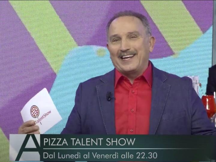 """Al via la nuova produzione Alma TV """"Pizza Talent Show"""""""